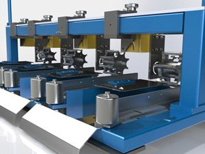 3D modelling - specialist machinery